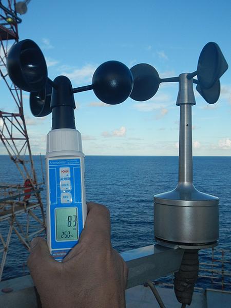 Calibração de sensores meteorológicos