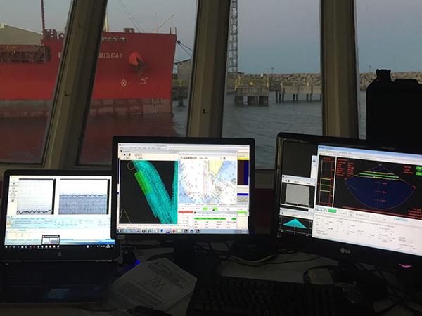 Levantamento de dados geofísicos